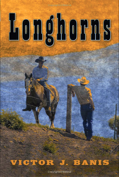 Longhorns by V J Banis